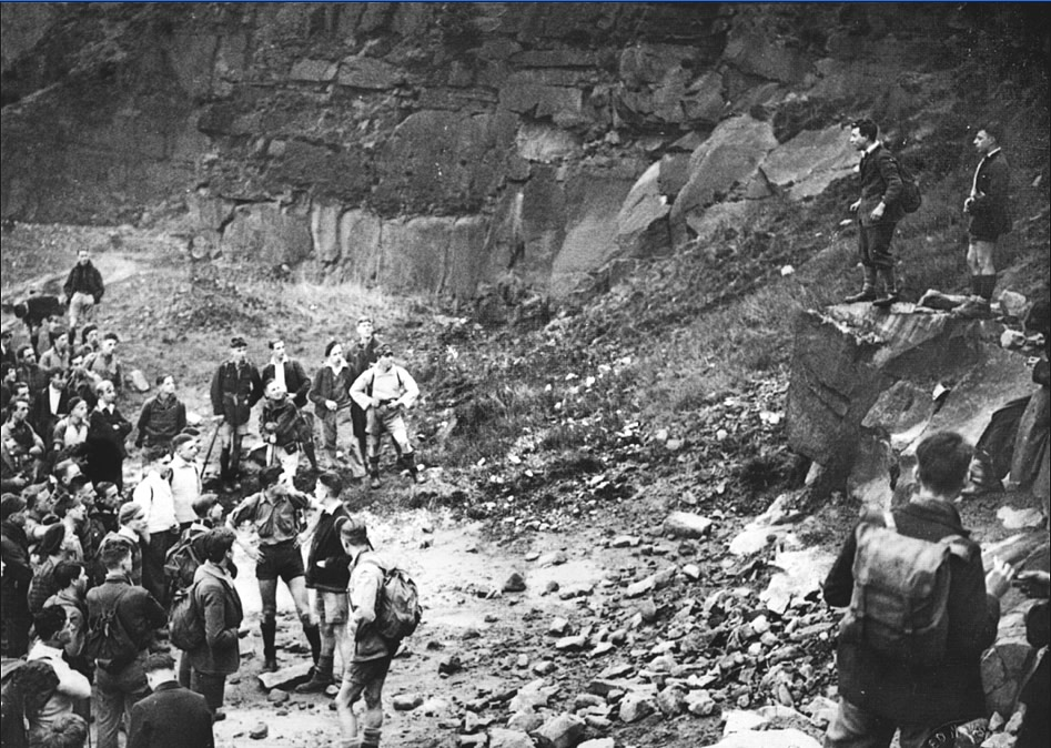 Bowden BridgeQuarry 1932