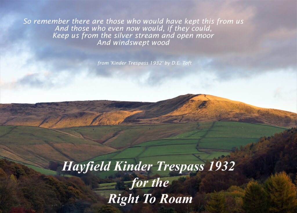 'Climbing Kinder' quote